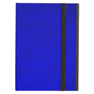 Blue Smudge Case For iPad Air