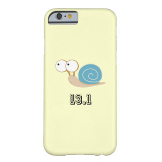 Blue Snail 13.1 (half marathon) Barely There iPhone 6 Case