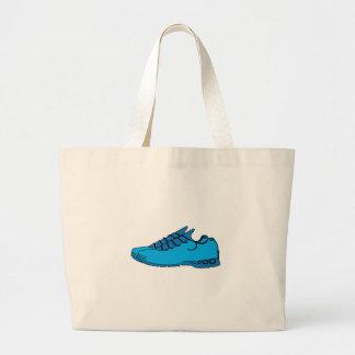 Blue Sneakers Bag