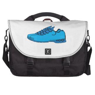 Blue Sneakers Laptop Bag