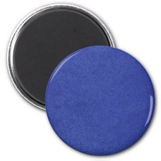 Blue Snowy Night Refrigerator Magnet