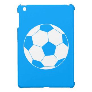 Blue Soccer Ball iPad Mini Case