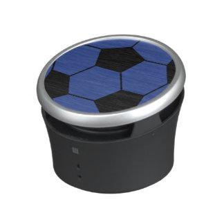 Blue Soccer Ball Speaker