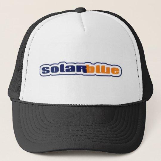 Blue Solar cap