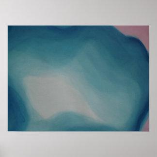 Blue Soul Poster