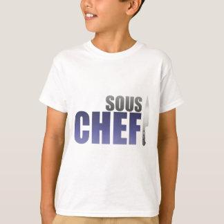 Blue Sous Chef T-Shirt
