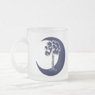 Blue South Carolina Palmetto & Crescent Mug