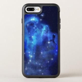 Blue Space Cloud OtterBox Symmetry iPhone 7 Plus Case