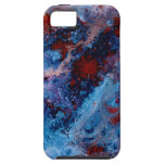 Blue Space iPhone 5 Case