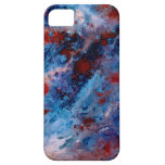 Blue Space iPhone 5 Covers