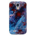 Blue Space Samsung Galaxy S4 Case