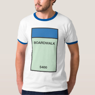 Blue Space Tee Shirt