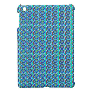 BLUE Sparkle BlueStar Disc:by NAVIN JOSHI lowprice iPad Mini Covers
