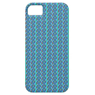 BLUE Sparkle BlueStar Disc:by NAVIN JOSHI lowprice iPhone SE/5/5s Case