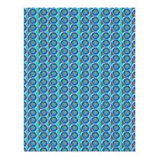 BLUE Sparkle BlueStar Disc by NAVIN JOSHI lowprice Personalized Letterhead