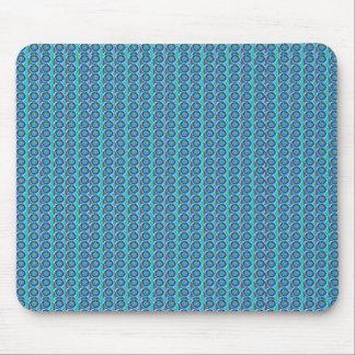 BLUE Sparkle BlueStar Disc by NAVIN JOSHI lowprice Mousepad