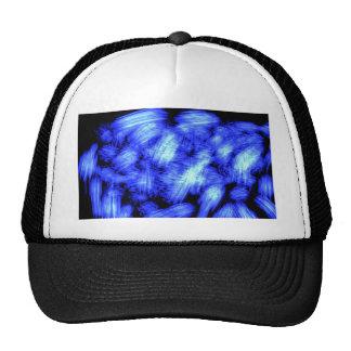 BLUE SPARKLES TRUCKER HAT