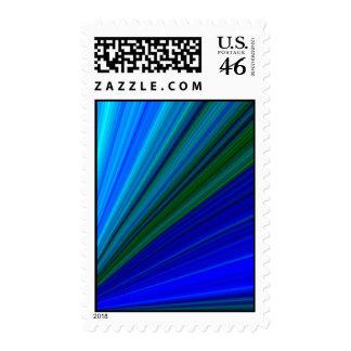 Blue Spectrum Stamps