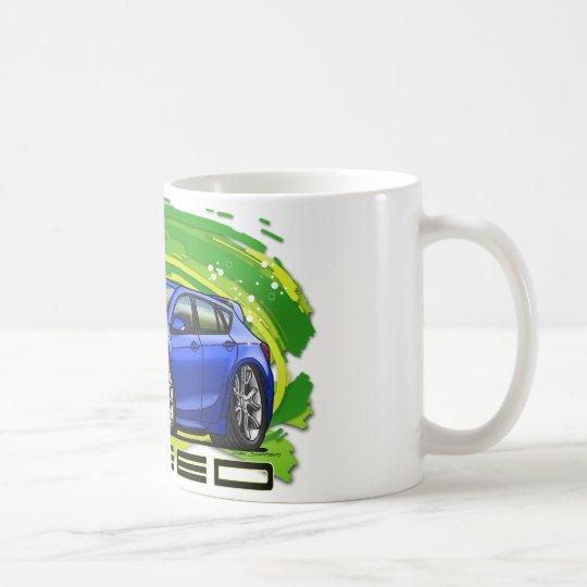Blue_Speed3 Coffee Mug