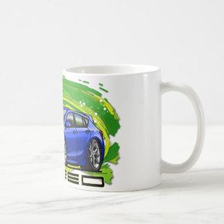 Blue_Speed3 Mugs