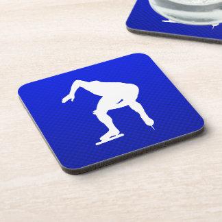 Blue Speed Skater Coaster