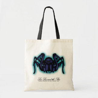 Blue Spider, shopping bag