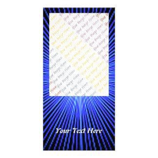 Blue Spirit Circles Photo Cards