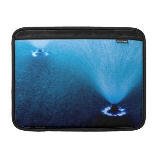 Blue Splash MacBook Air Sleeve