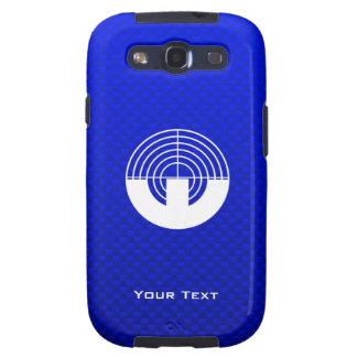 Blue Sport Shooting Samsung Galaxy S3 Case