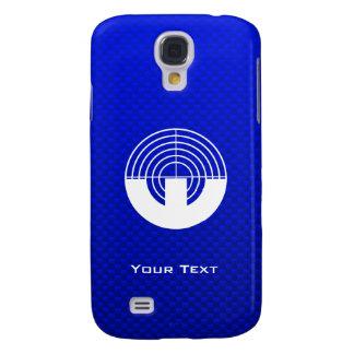 Blue Sport Shooting HTC Vivid Cases