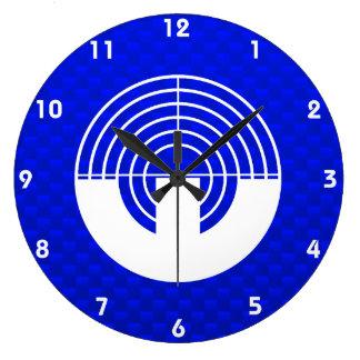Blue Sport Shooting Clock