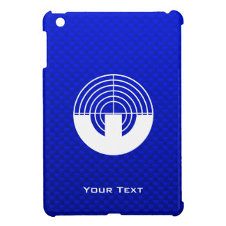 Blue Sport Shooting Cover For The iPad Mini