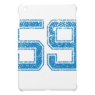 Blue Sports Jerzee Number 59.png iPad Mini Cases