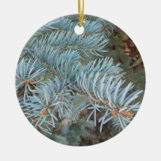 Blue Spruce Fir Ornament