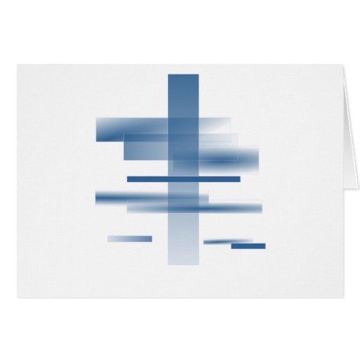 blue_square tarjeta de felicitación