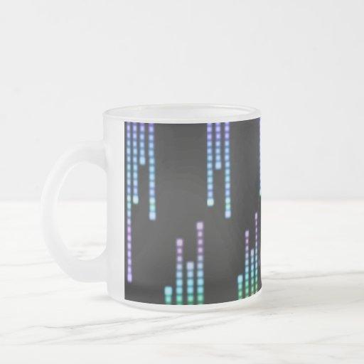 Blue Squares Mug