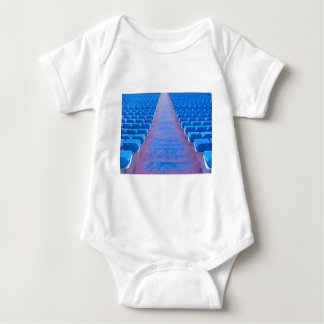 Blue Stairs Series Baby Bodysuit
