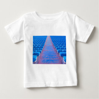 Blue Stairs Series Baby T-Shirt