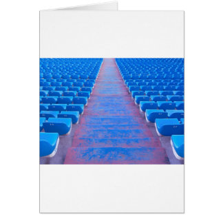 Blue Stairs Series Card