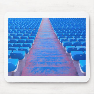 Blue Stairs Series Mousepad