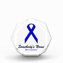 Blue Standard Ribbon Award