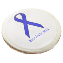 Blue Standard Ribbon by Kenneth Yoncich Sugar Cookie
