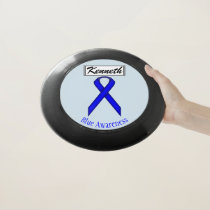 Blue Standard Ribbon by Kenneth Yoncich Wham-O Frisbee