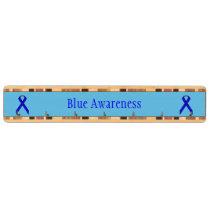 Blue Standard Ribbon Key Holder