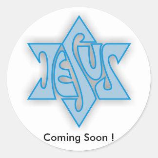 Blue star 3 Coming Soon Sticker