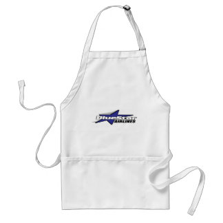 Blue Star Airlines Adult Apron