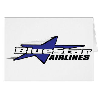 Blue Star Airlines Card