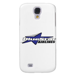 Blue Star Airlines Galaxy S4 Cases
