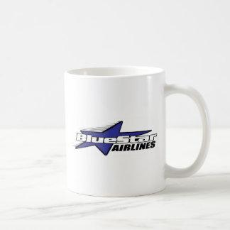 Blue Star Airlines Coffee Mug
