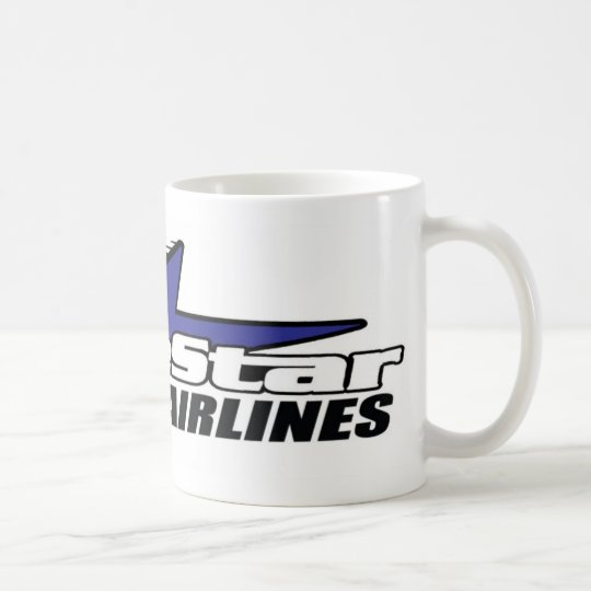 Blue Star Airlines Coffee Mug